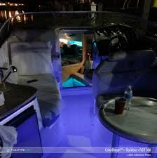 installing led lights on boat installing led strip lights in boats and yachts flexfire leds blog