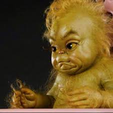 Baby Grinch Halloween Costume 25 Baby Grinch Ideas Christmas July