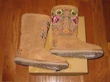 womens ugg juliette boot ugg australia floral suede boots for ebay