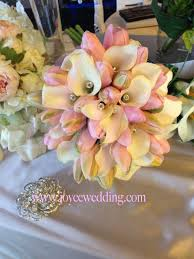 trendy and elegant bouquet for bridal party joyce wedding