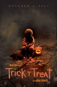 trick u0027r treat movie poster imp awards