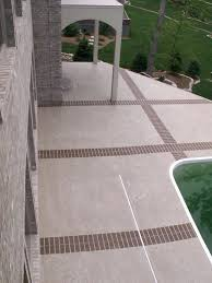 Cost Of Concrete Patio by How To Refinish Concrete Patio How To Resurface Stamped Concrete