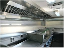 restaurant kitchen exhaust fans restaurant kitchen hood show details for 6 compact concession hood