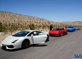 exotic cars red rock exotic car driving experience