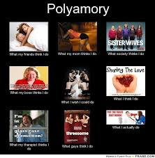 Threesome Memes - funny memes polyamory alt relationships bdsm and more