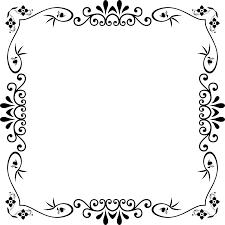Decorative Frame Png Clipart Decorative Vintage Style Frame 19