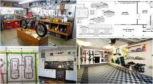 garage design plans free indoor outdoor homes basic garage image of garage design plans