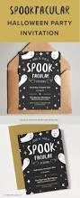 Cool Halloween Party Ideas For Kids by 25 Best Halloween Invitations Kids Ideas On Pinterest Preschool