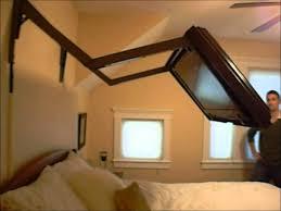 Bedroom Wall Unit Headboard Living Tv Headboard Above Headboard Tv Mount Bed With Tv In