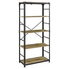 angle iron bookshelf 64 saracina home皰 target