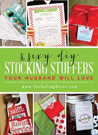 christmas stuffers 48 stuffers for your husband