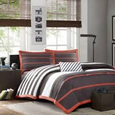 Burnt Orange Comforter King Buy Orange Queen Comforters From Bed Bath U0026 Beyond