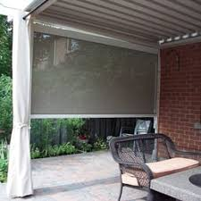House Awnings Retractable Canada Omnimark Awnings 13 Photos Awnings 1050 Britannia Road E