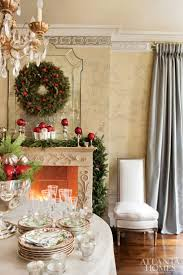 563 best christmas fireplaces mantles images on pinterest