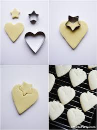 Recipe Decorated Cookies Diy Strawberry Shaped Decorated Cookies Sugar Cookies Recipe