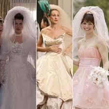 bride wars wedding dress the best wedding dresses from movies popsugar fashion australia