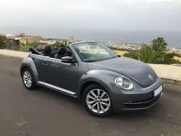 Volkswagen Beetle Cabrio Grey U2013 Elite Cars Canarias S L