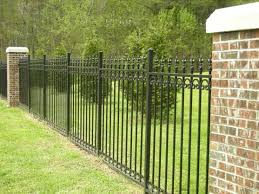 118 best iron fence images on fencing fence ideas and