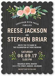 wedding invitations shutterfly wedding invitation timing when to send wedding invitations