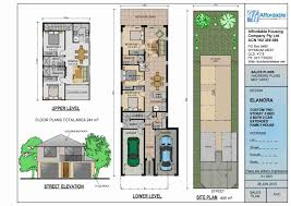 Small 3 Story House Plans Dual House Plans Arts