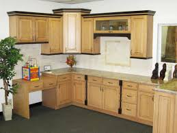 traditional kitchen remodeling ideas with gray granite countertop