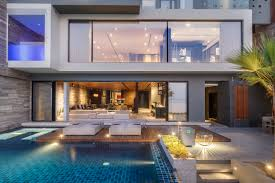 Luxury Homes Interiors Modern Oceanfront Luxury Villa In Bahrain Idesignarch Interior