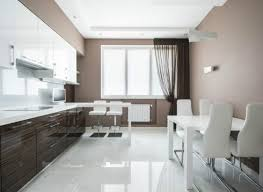 farbe für küche wohnen mit farbe sandtöne und weiß machen die küche freundlich