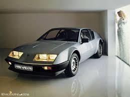 renault car 1980 renault alpine a 310 v6 1980 cars pinterest cars