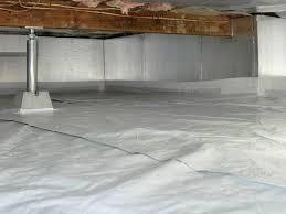 crawl space sealing in virginia norfolk newport va