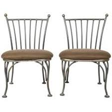 Iron Bistro Chairs Bistro Chairs 41 For Sale On 1stdibs