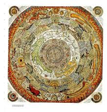 Map Of Universe Old Maps Expeditions And Explorations Antonino Saliba 1582