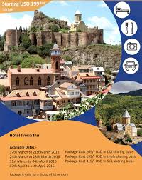 Georgia Travel Packages images Pin by forty travels on b2b packages pinterest vacation trips jpg
