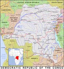 Republic Of Congo Map Cd Democratic Republic Of The Congo Public Domain Maps By Pat
