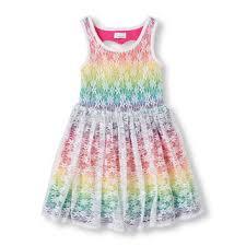 shop rainbow wedding dress on wanelo