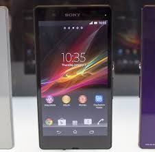 the newest android phone ces 2013 on with the sony xperia z and zl