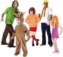 Scooby Doo Halloween Costumes Family Extremehalloween Halloween Costumes Groups Halloween