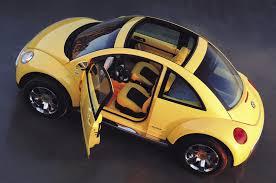 volkswagen buggy yellow volkswagen beetle dune concept first look motor trend
