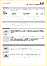 How Make Resume 7 How To Make Cv For Freshers Daily Chore Checklist