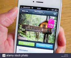 airbnb stock photos u0026 airbnb stock images alamy