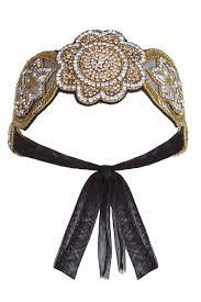 headband comprar 1920s style flapper headbands headdresses wigs