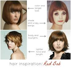 under bob hairstyle color leah wise a journal