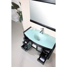 Flat Pack Bathroom Cabinets by 48 Inch Bathroom Vanity With Top And Sink One Sink Bathroom