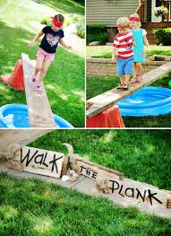 Backyard Birthday Party Ideas For Adults by Shipwreck Inspired Backyard Pirate Party Hostess With The Mostess