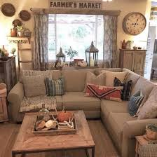 farmhouse livingroom 4 simple rustic farmhouse living room decor ideas my home decor