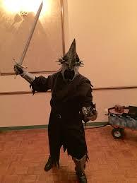 Wraith Halloween Costume Cousin Costume Wedding Ring Wraith