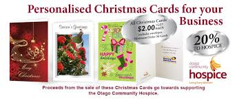 hospice christmas cards fundraiser support for the otago