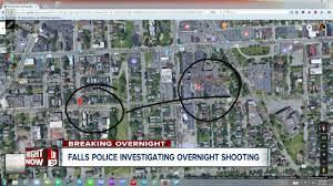 Niagra Falls Map Niagara Falls Police Investigating Overnight Shooting Robbery
