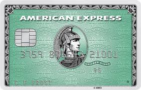 view all personal credit cards american express