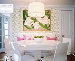 Dining Room Settee The Green Room Interiors Chattanooga Tn Interior Decorator