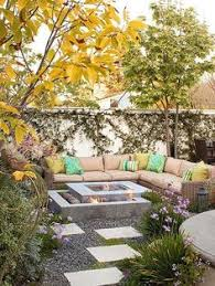 Backyard Seating Ideas by Threshold Harrison 6 Piece Wicker Sectional Patio Seating Set